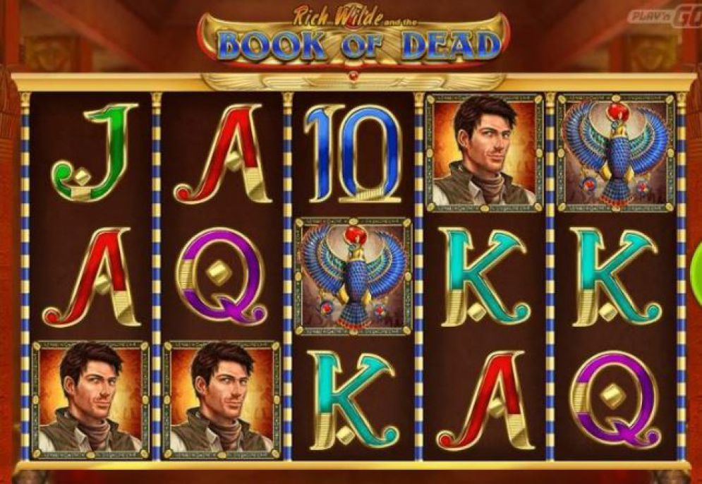 book of dead slot free play